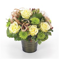 European Garden flower bouquet from Ingallina's Gifts