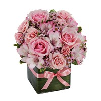 """Simply Divine"" flower bouquet for sale from Ingallina's online florist and gift shop"