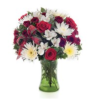 Winter European Garden flower bouquet for sale